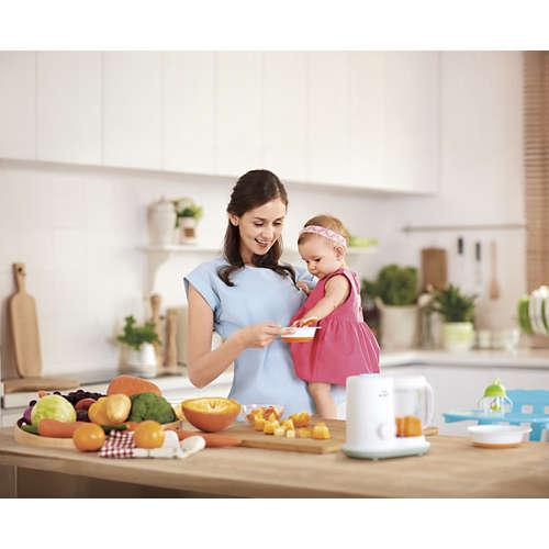 Avent Babynahrungszubereiter