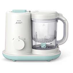 Avent Robot cuiseur-mixeur pour bébé Essential