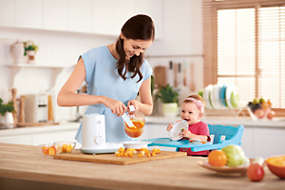 Avent Babynahrungszubereiter der Viva Collection