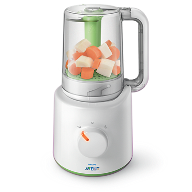 Avent 2-in-1 healthy baby food maker