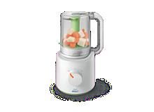 Máquinas para hacer comida y vajilla