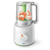 Máquina para hacer comida para bebés 2 en 1