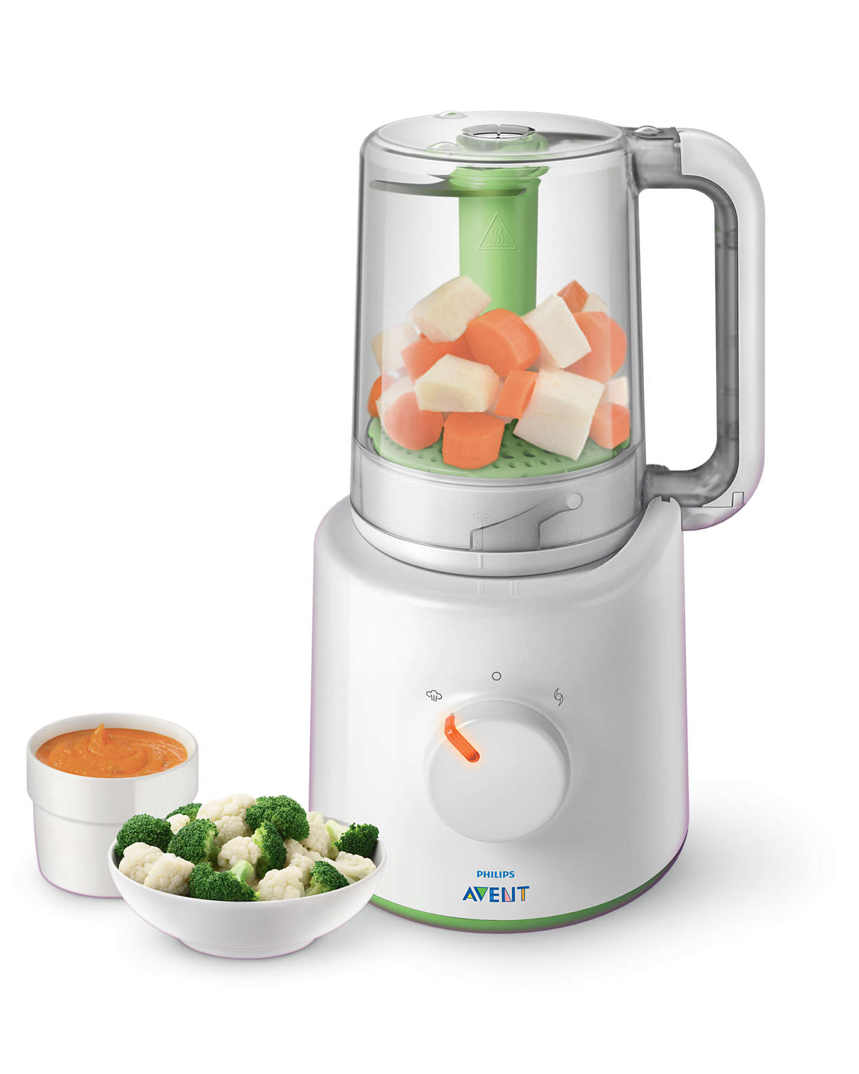 2 In 1 Healthy Baby Food Maker