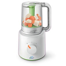 SCF870/21  2-in-1 healthy baby food maker