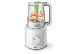Philips AVENT AVENT Combined Steamer and Blender SCF870 21