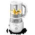 Philips Gesunder 4-in-1-Babynahrungszubereiter SCF875/04 Dampfgaren, Mixen, Auftauen und Aufwärmen, gesundes Dämpfen, Dampfgaren und Mixen in einem Becher, Tipps zum Füttern und Rezepte