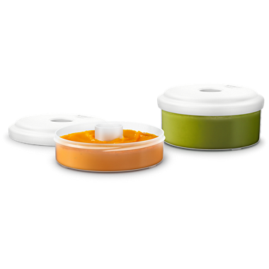 Avent Fresh food storage pots