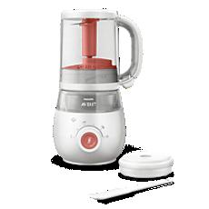 SCF881/01  Robot cuiseur-mixeur 4-en-1 pour bébé