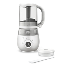SCF883/01  Παρασκευαστής υγιεινής βρεφικής τροφής 4-σε-1