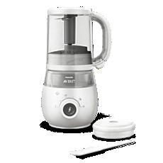 SCF883/02 -    4-in-1 healthy baby food maker