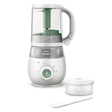 SCF885/01  Пристрій приготування здорової дитячої їжі 4-в-1