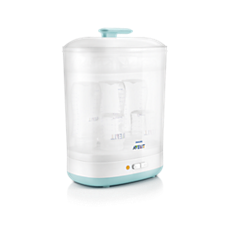 SCF922/03 Philips Avent 2-in-1 electric steam sterilizer