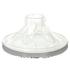 SCF937/01 ISIS Coppa con petali per il massaggio per tiralatte