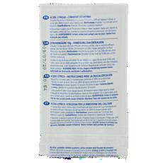 SCF943/01  Polvere decalcificante per sterilizzatore