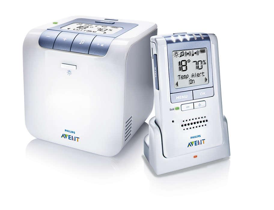 Лесно и точно измерване на температурата