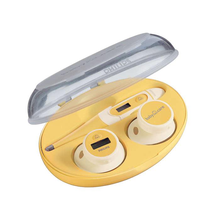 Enkel og pålitelig temperaturmåling