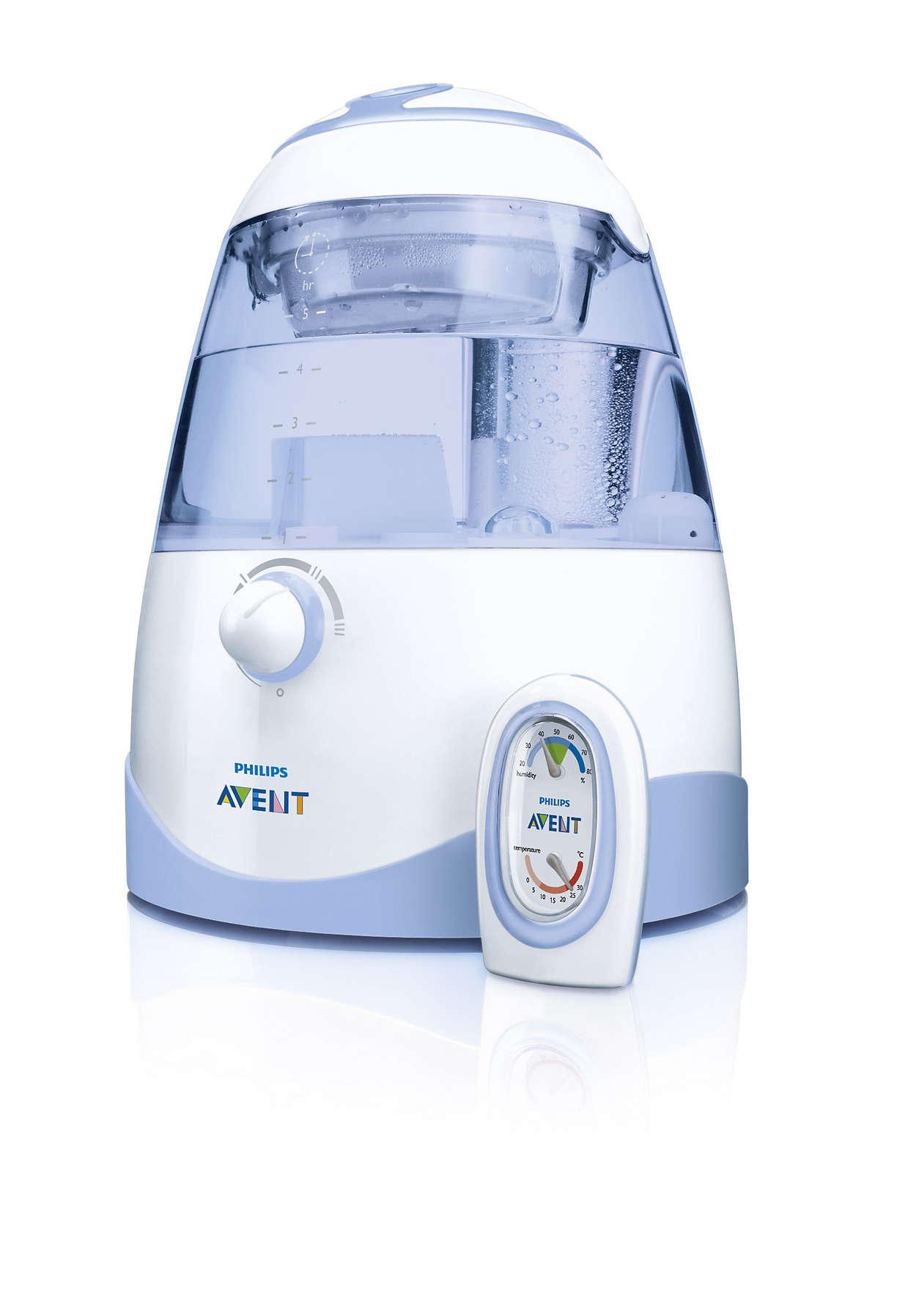 Μια υγιής ατμόσφαιρα για το μωρό σας
