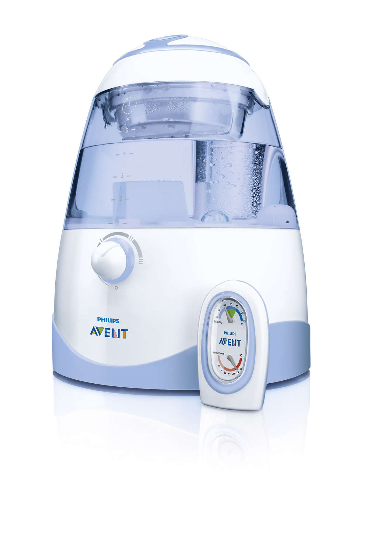 Humidificateur ultrasons sch580 20 avent - Humidificateur chambre bebe ...