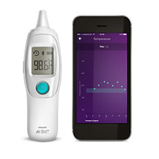 SCH740/37 - Philips Avent  Smart ear thermometer