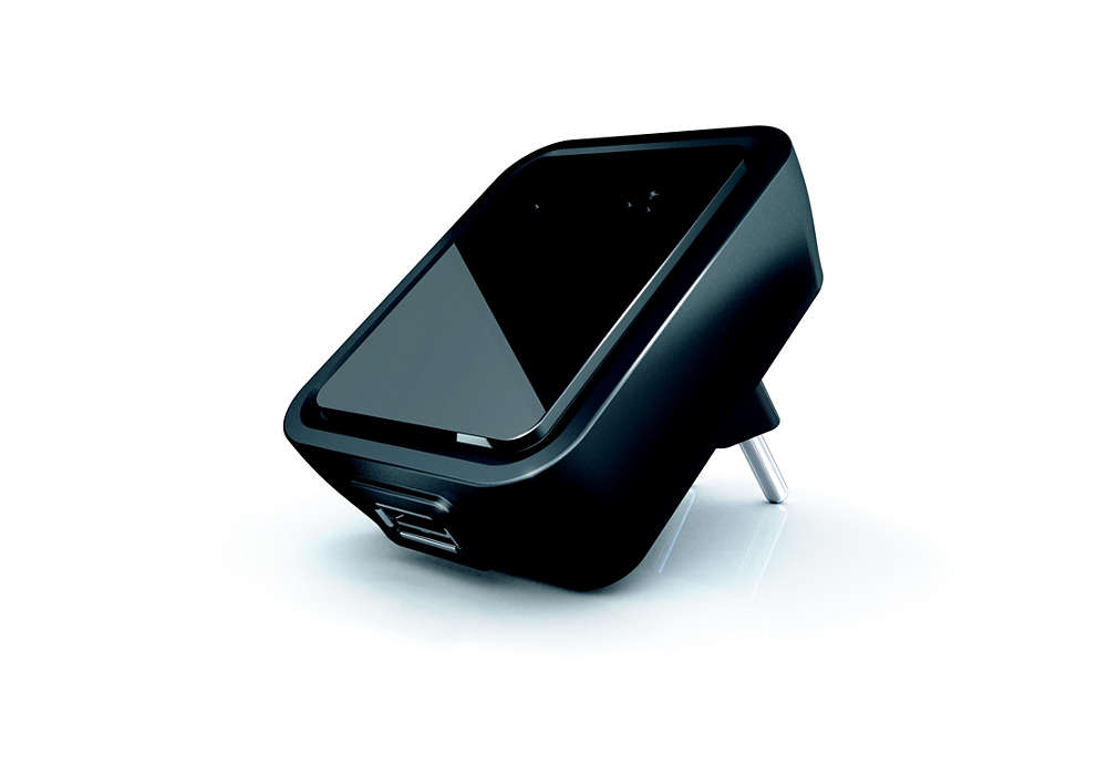 Caricabatterie USB universale
