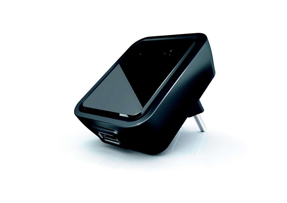 Universell USB-laddare