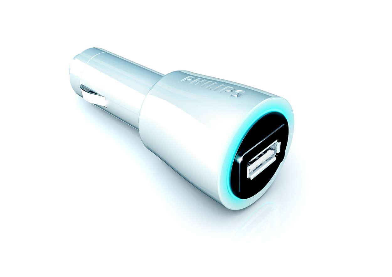 Единственото необходимо ви зарядно устройство в автомобила