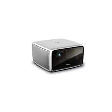 SCN450/INT -   Screeneo S4 Heimkino-Projektor