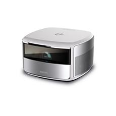 SCN650/INT Screeneo S6 Heimkino-Projektor