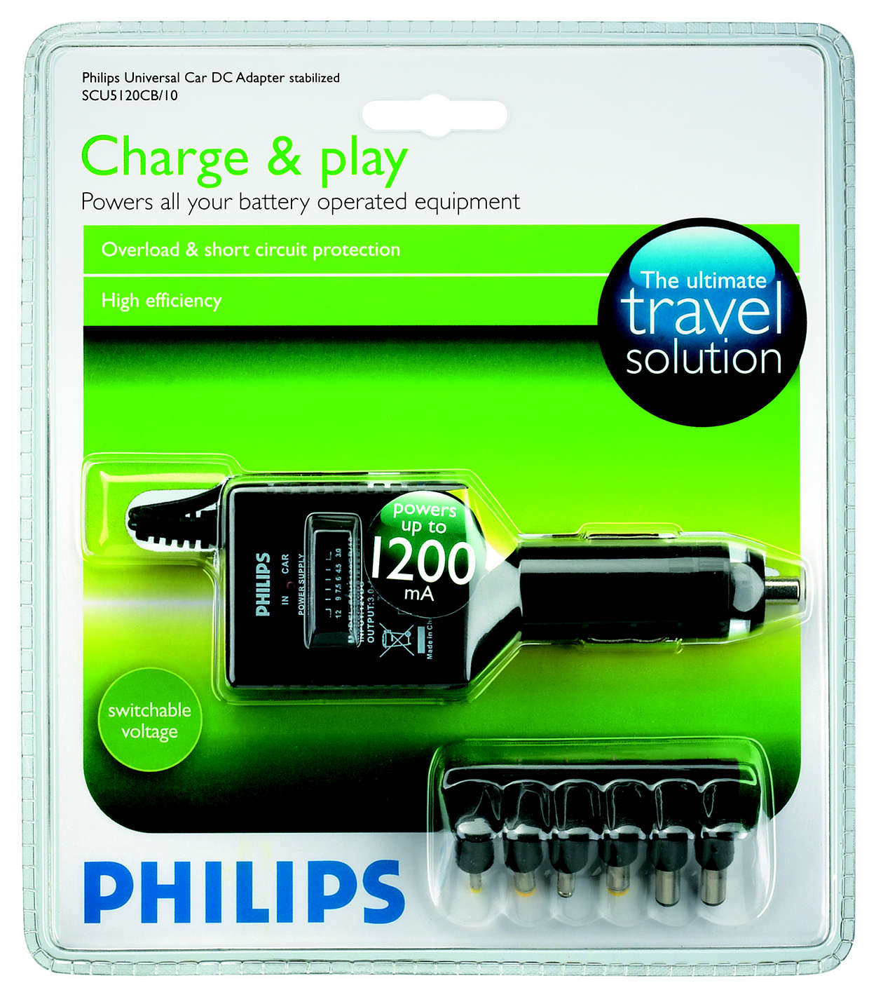 Charge & play