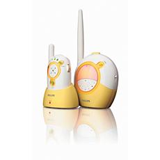 SCX468/84  Intercomunicador analógico para bebé