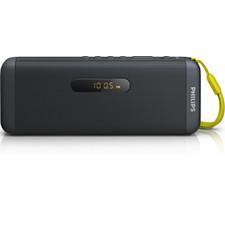 Kabell. Bluetooth-/Airplay-Lautsprecher