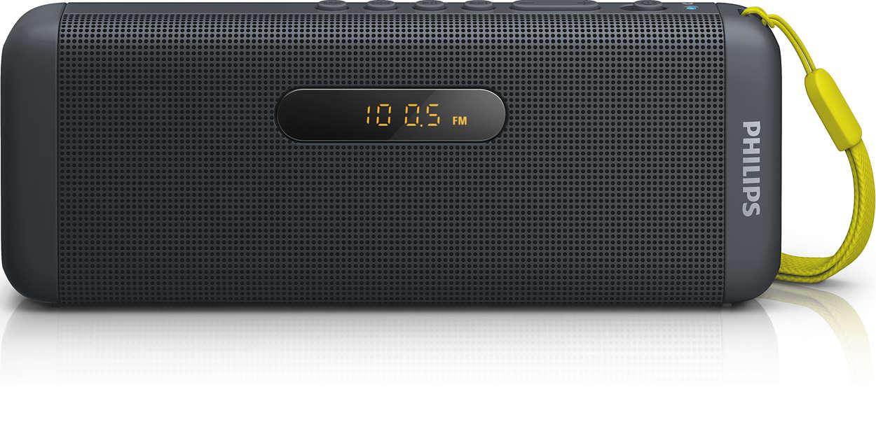 Boxă portabilă wireless multifuncţională