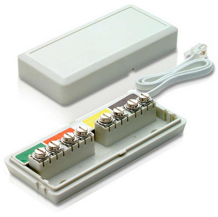 Create a phone network