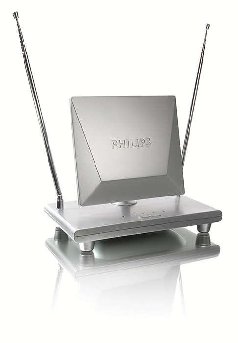 Superior high definition reception
