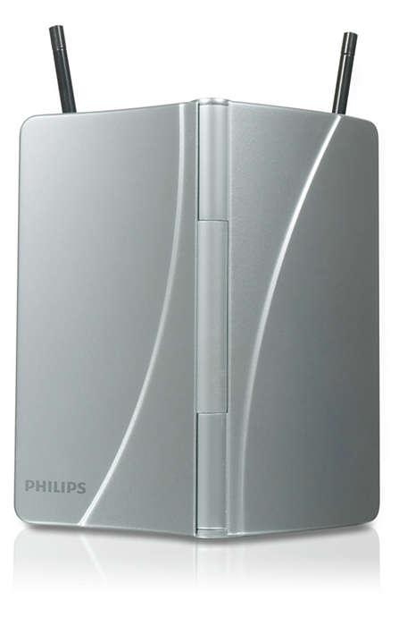 Designed for digital reception