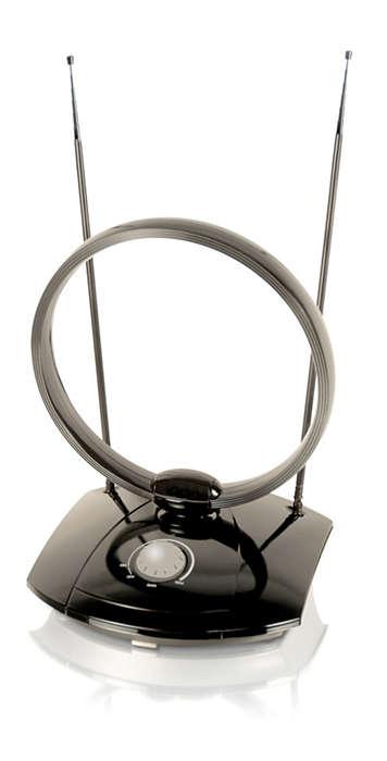 Primajte i digitalni i analogni televizijski signal