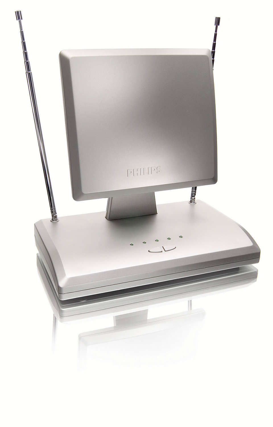 Empfang von digitalen TV- und FM-Signalen