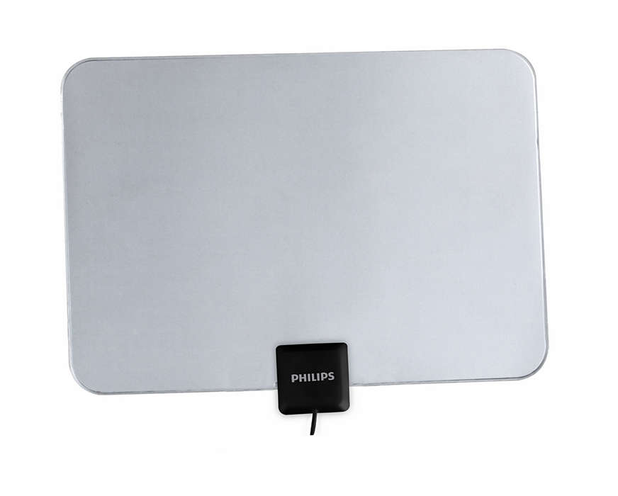 Paper thin digital antenna