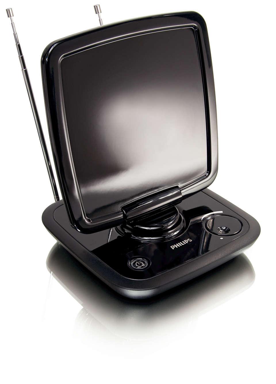 Enhanced digital reception