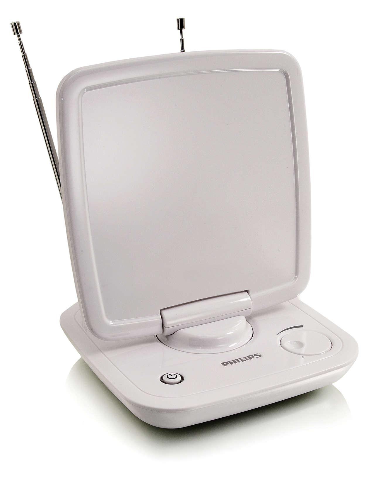 Profitez d'une excellente qualité de son et d'image numériques