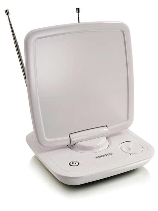 Savuraţi imaginea digitală şi calitatea sunetului