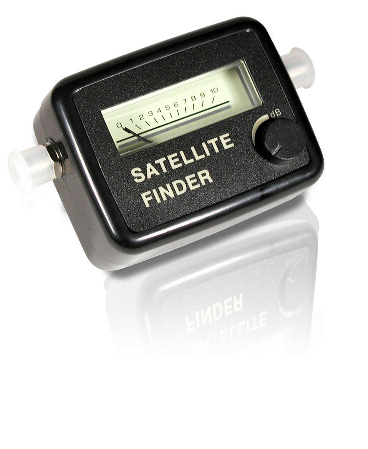 Easily locate your satellite signal