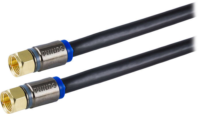 Quad Shield Coax Cable for video and audio