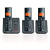 Draadloze telefoon met antwoordapparaat