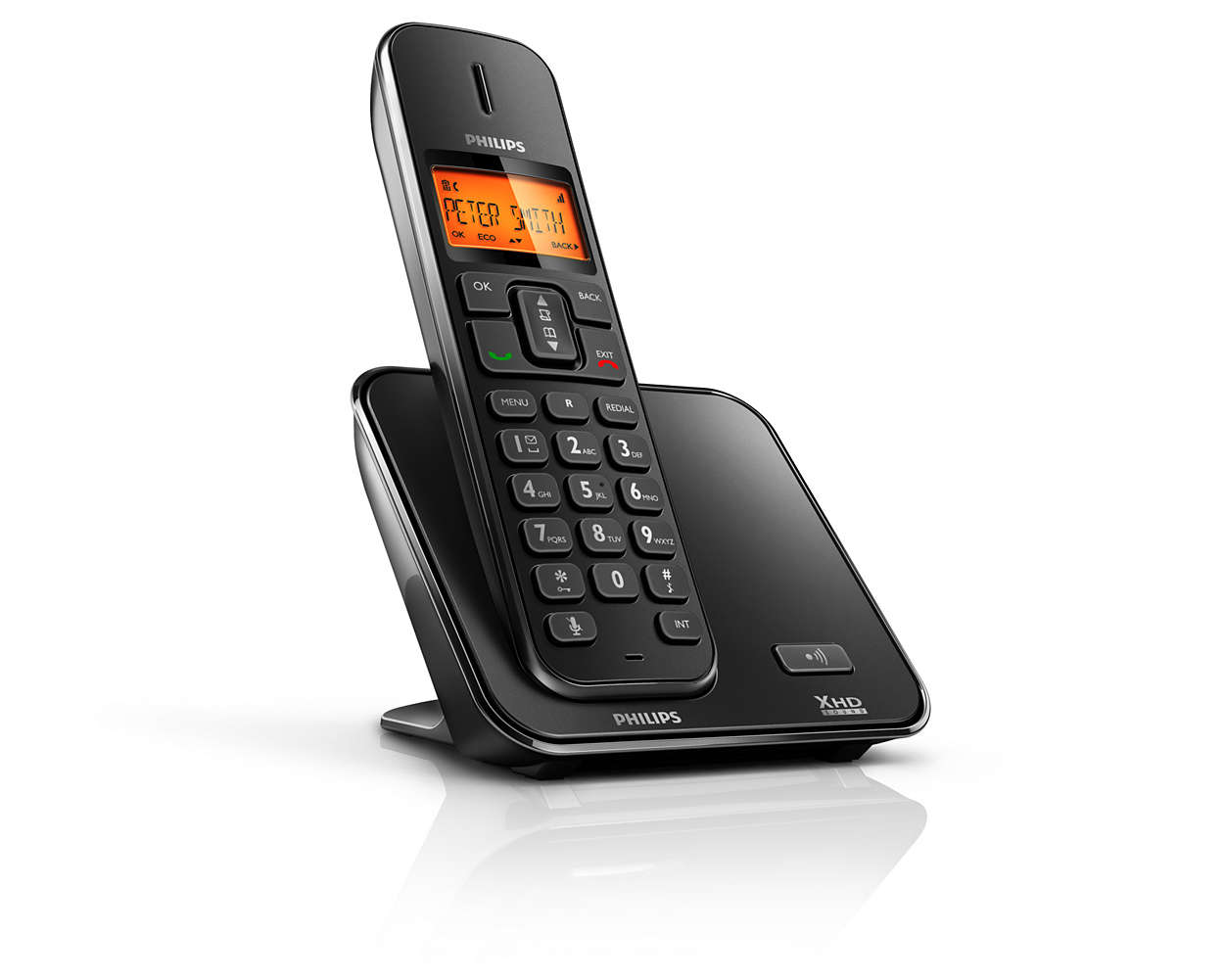 manual telefone philips dect 60 se170