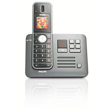 SE7451B/51  Беспроводной телефон с автоответчиком
