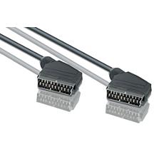 SED5162/10  Scart-Kabel
