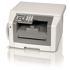 SFF6135D/BEB  Laserfax met printer en telefoon