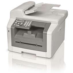 Laserfax met printer, scanner en WLAN
