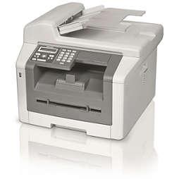 Лазерный факс с принтером, сканером и WLAN
